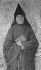 Монахиня Серафима