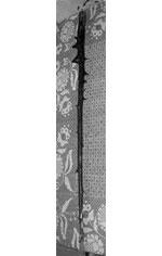 Посох прп. Серафима Саровского, хранившийся у схимонахини Никандры