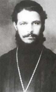 Священник Григорий Климков