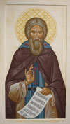 Преподобный Сергий Радонежский 8