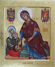 Икона Пресвятой Богородицы Кассопитра