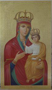 Икона Богородицы Черниговская