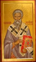 Святой Геннадий Новгородский