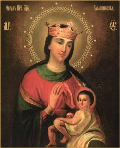 Икона Богородицы Балыкинская