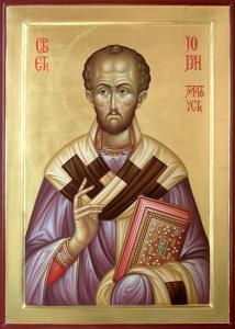 Святитель Иоа́нн Златоуст