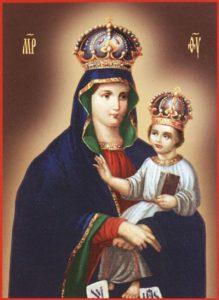 Икона Богородицы Барская