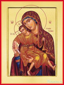 Икона Богородицы «Милостивая»