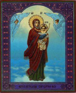 Икона Богородицы «Благодатное Небо»