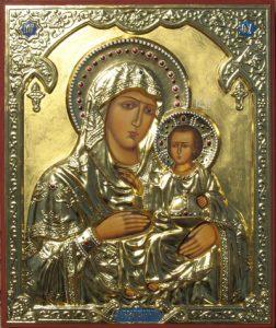 Икона Богородицы Иерусалимская