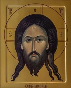 Спас Нерукотворный. Икона Иисуса Христа