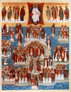 the Saints of Britain