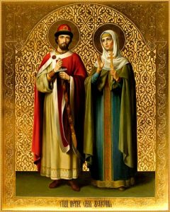 Благоверные князь Петр и княгиня Феврония, Муромские