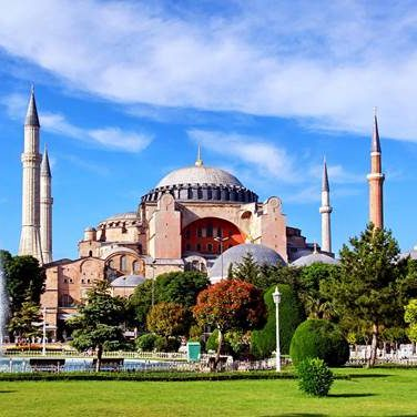 Арх. Августин (Никитин). У святынь Константинополя