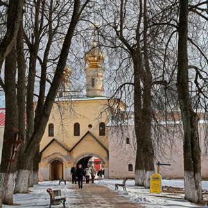 Фото: Тихвинская святыня