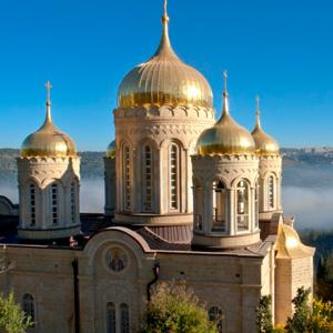 Священник Вячеслав Семенов. Паломничество на Святую Землю