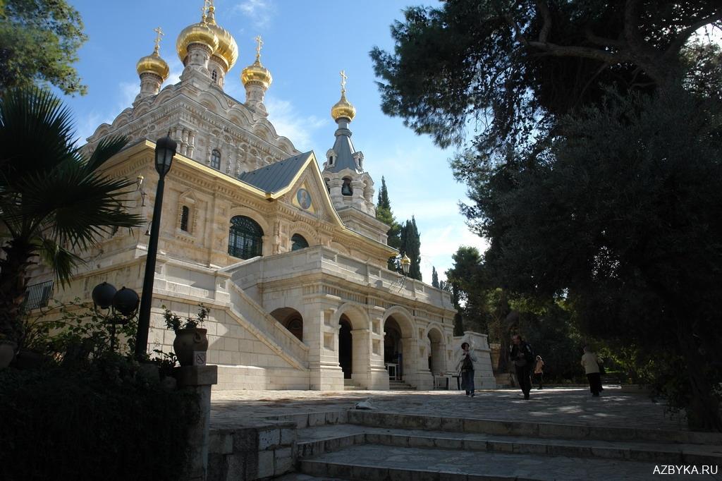 Храм св. равноап. Марии Магдалины