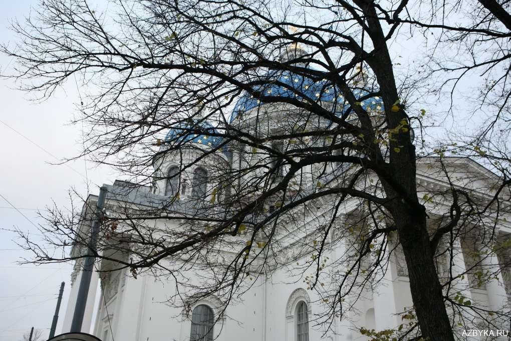 Свято-Троицкий Измайловский собор <br />в Санкт-Петербурге
