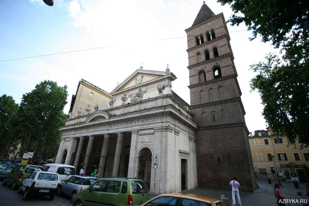 Храм святого мученика Хрисогона.