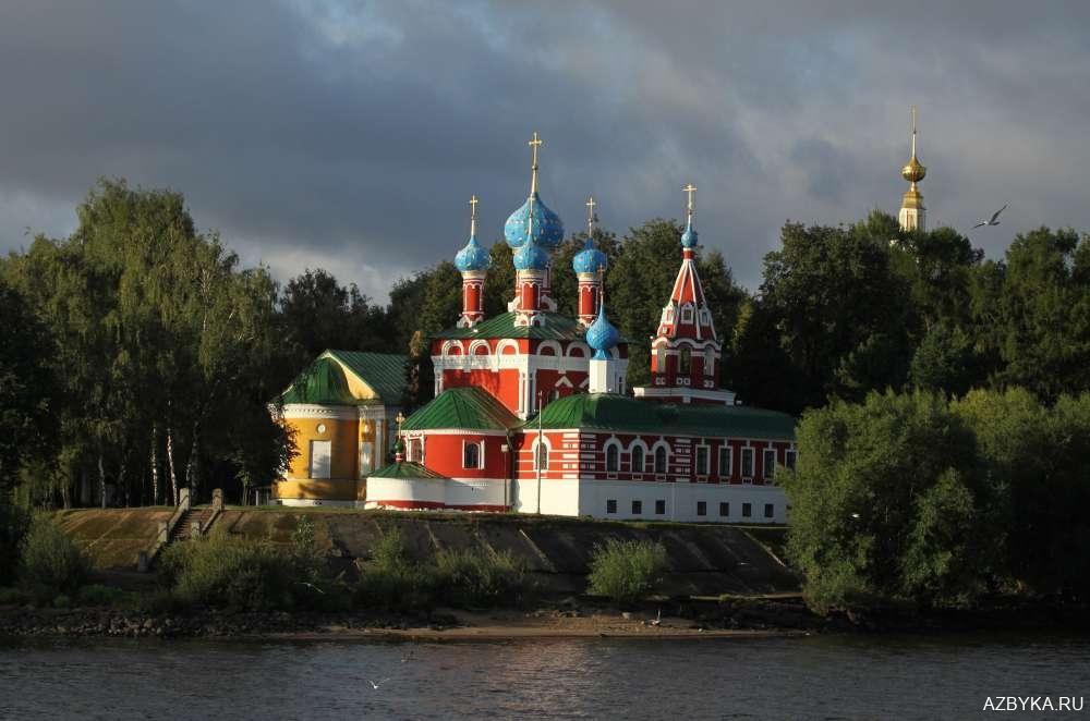 Храм Димитрия-на-Крови