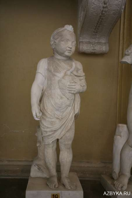 Античные боги