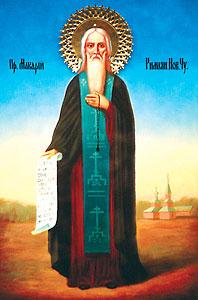 Возрождение Макарьевской пустыни
