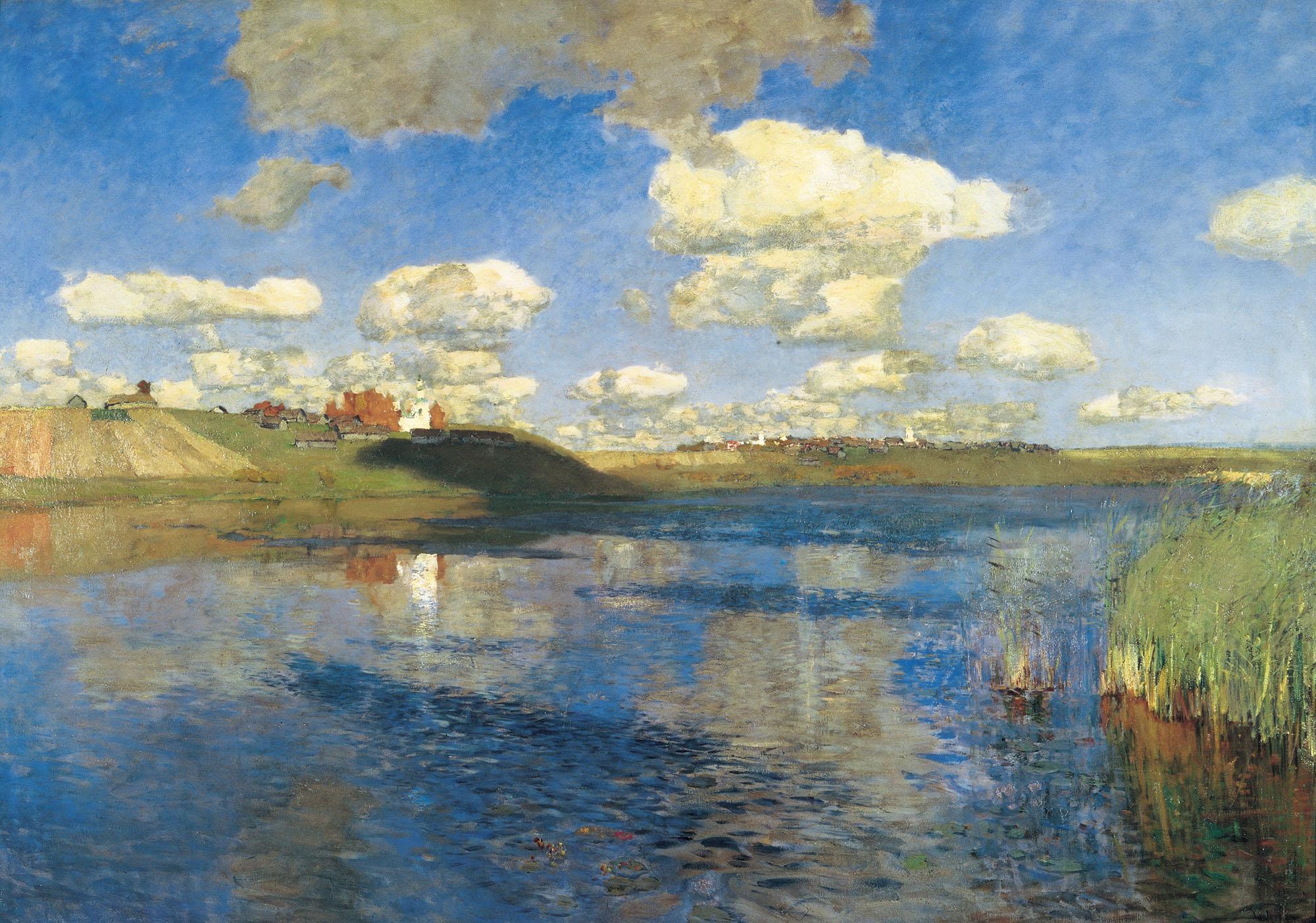 ozero rus 1899 - Идут Пилигримы
