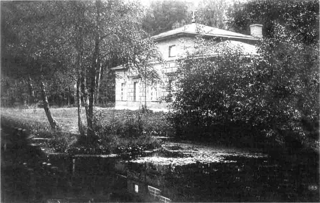 tcerkov 1911god - Там душа возносится к Богу