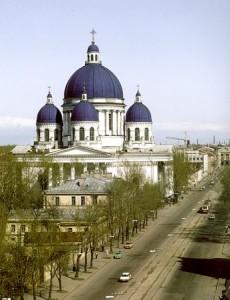 Собор в честь Святой Живоначальной Троицы: История