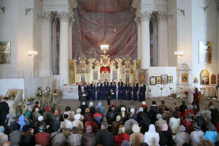 013 - Собор в честь Святой Живоначальной Троицы: Сегодня