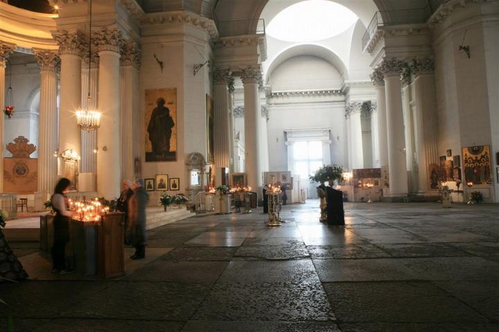 024 - Собор в честь Святой Живоначальной Троицы: Сегодня