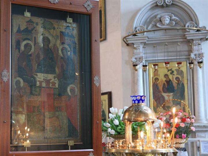 025 - Собор в честь Святой Живоначальной Троицы: Сегодня