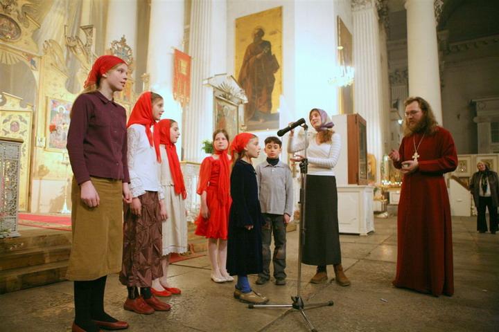 026 - Собор в честь Святой Живоначальной Троицы: Сегодня