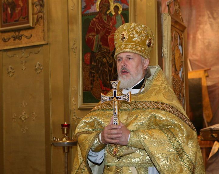 027 - Собор в честь Святой Живоначальной Троицы: Сегодня