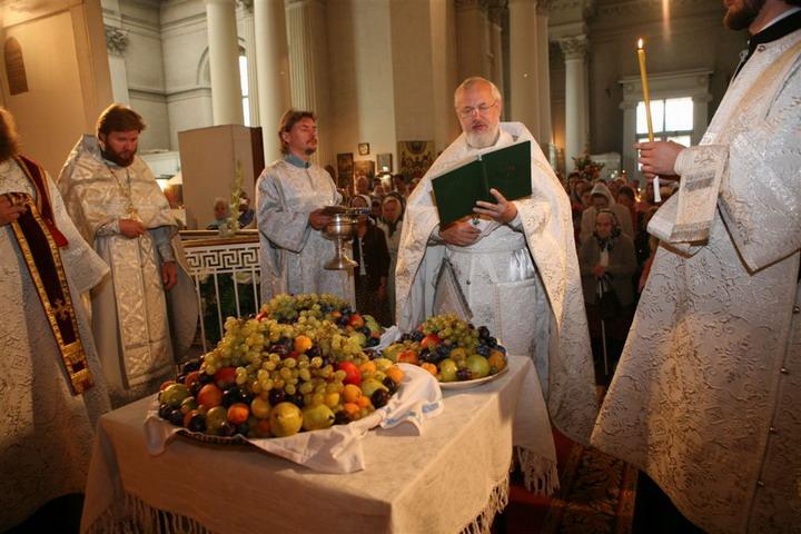 035 - Собор в честь Святой Живоначальной Троицы: Сегодня