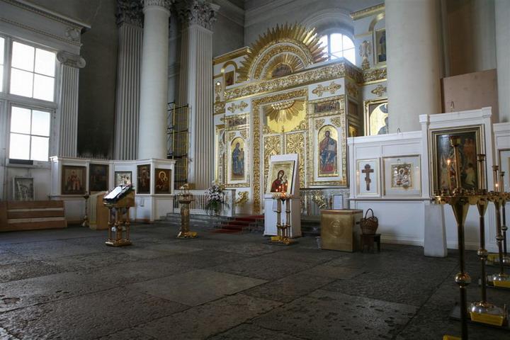 040 - Собор в честь Святой Живоначальной Троицы: Сегодня