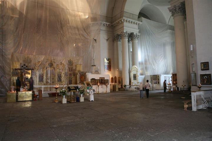 041 - Собор в честь Святой Живоначальной Троицы: Сегодня