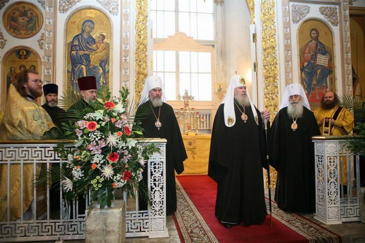 044 - Собор в честь Святой Живоначальной Троицы: Сегодня