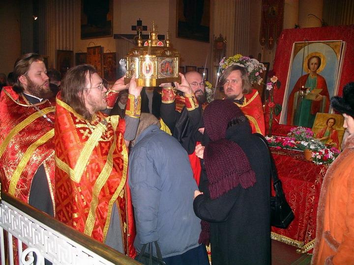 048 - Собор в честь Святой Живоначальной Троицы: Сегодня