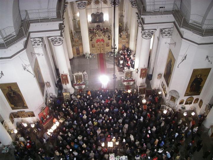 049 - Собор в честь Святой Живоначальной Троицы: Сегодня