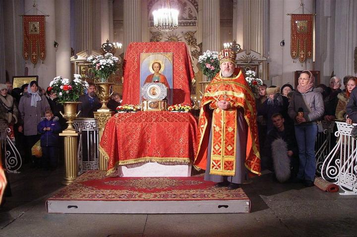 050 - Собор в честь Святой Живоначальной Троицы: Сегодня