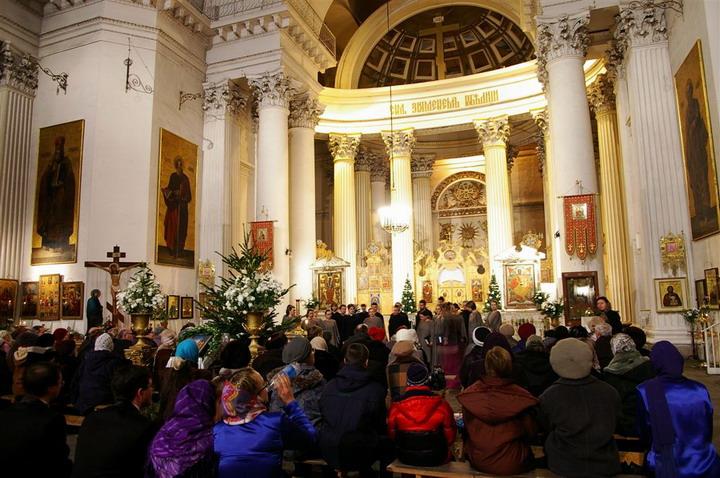051 - Собор в честь Святой Живоначальной Троицы: Сегодня