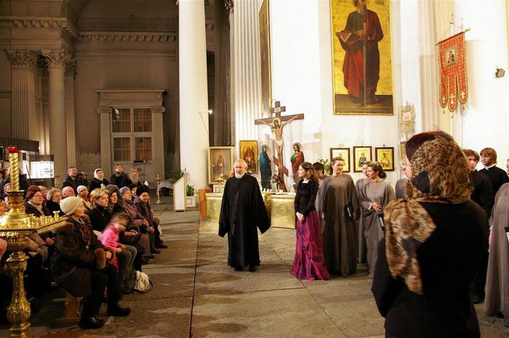 052 - Собор в честь Святой Живоначальной Троицы: Сегодня