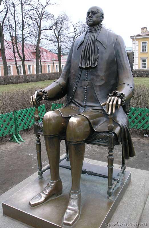 Секс с невестой возле памятника в санкт петербурге — img 9