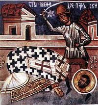 Слово в неделю Ваий – священномученик Мефодий Олимпийский