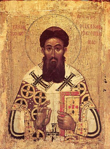 Слово на Введение во храм Пресвятой Богородицы – святитель Григорий  Палама