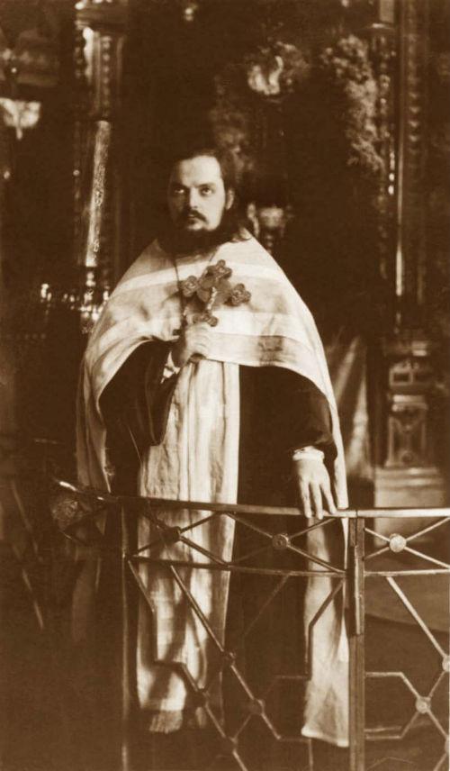 Слово в Неделю Крестопоклонную – священномученик Сергий Мечев