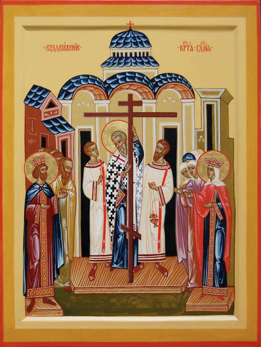 Образец проповеди о Животворящем Кресте
