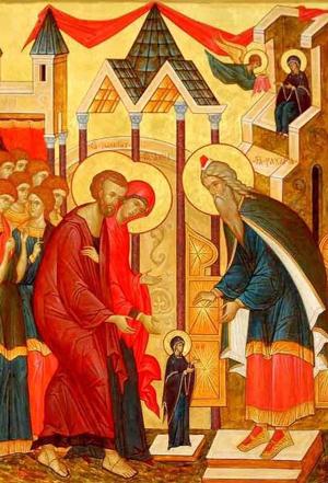 Проповедь в праздник Введения во Храм Пресвятой Богородицы — Патриарх Московский и всея Руси Кирилл