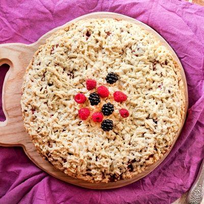 Песочный пирог безяиц