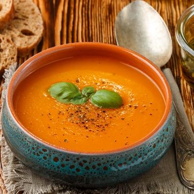 Монастырская кухня: печенье маковое с карамелью, морковный суп-пюре (видео)
